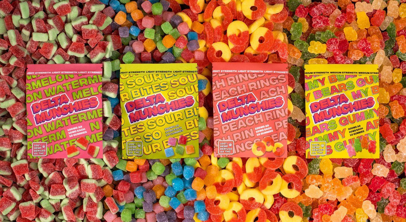 Delta Munchies Gummies